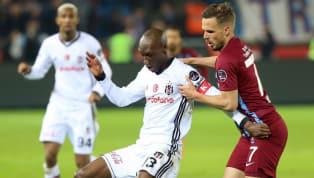 Beşiktaş-Trabzonspor Mücadelesinde 11'ler Belli Oldu