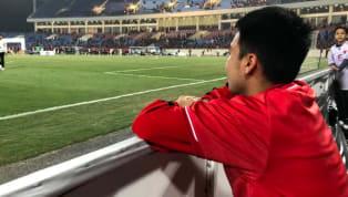 ฝ่าม ดึ๊ก ฮหวี มิดฟิลด์ทีมชาติ เวียดนาม เผยถึงอดีตที่ตราตรึงในใจของเจ้าตัวระหว่างการฉลองแชมป์ เอเอฟเอฟ ซูซูกิคัพ 2018 หลังเอาชนะทีมชาติมาเลเซีย 1-0...