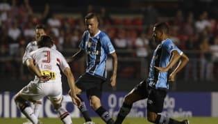 Estratégia montada! Para ficar com Rodrigo Caio, Grêmio pretende oferecer jogador ao São Paulo