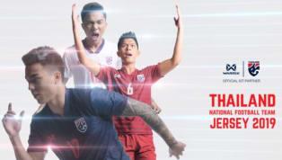 วอร์ริกซ์ เปิดตัวชุดแข่งขันใหม่ของ ทีมชาติไทย สำหรับการแข่งขันในปี 2019พร้อมประเดิมใช้ในทัวร์นาเมนต์ เอเอฟซี เอเชียนคัพ 2019 ในเดือนมกราคมนี้...