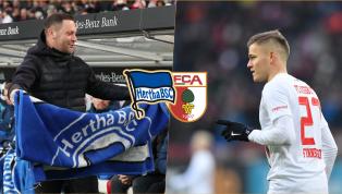 BSC  1⃣1⃣ Herthaner für 3⃣ Heimpunkte! 💪 Diese Jungs starten für uns bei #BSCFCA! #hahohe pic.twitter.com/YDuZcNp98R — Hertha BSC (@HerthaBSC) December 18,...