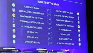 Los 10 favoritos a ganar la Champions League tras el sorteo de octavos de final