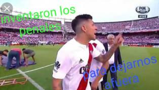Los mejores memes tras eliminación de River en el Mundial de Clubes:  Enzo Pérez fue el más buscado