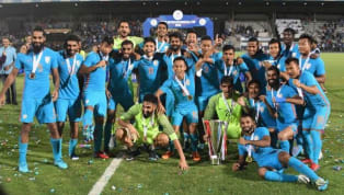India will finish 2018 at the 97th position in the FIFA rankings as the latest release shows them remain at the position they were in November. Belgium remain...