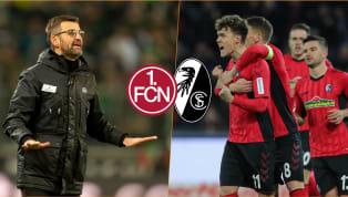 1. FC Nürnberg  Für Behrens und Valentini hat's leider nicht gereicht. Bauer dagegen wieder in der Startelf und Ishak zumindest auf der Bank!#fcn #fcnscf...