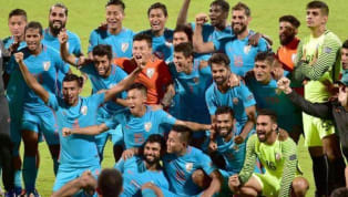 The Indian national football team will undergo their final rehearsal before participating in the AFC Asian Cup in UAE next month when they face Oman today...