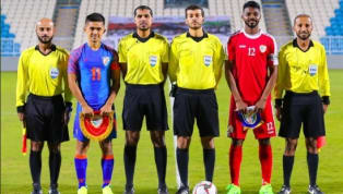 ​The ​Indian national football team held Oman to a 0-0 draw in their third friendly encounter ahead of the AFC Asian Cup, courtesy of an inspired performance...