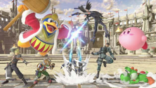 How many characters are there in Smash Ultimate? Well, a whole lot. Considering every single character who has ever been playable in a Smash game is available...