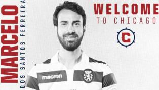 ElChicago Fire Soccer Clubde la MLS,anunció el jueves laadquisición del defensor central,Marcelo dos Santos, entransferencia con elclub portugués...