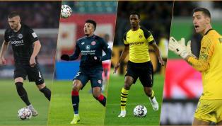 Das Ende des Jahres gibt Anlass, auf das Bundesliga-Jahr zurückzublicken. Ob Tore oder weiße Westen quer durch die Liga gab es zahlreiche überragende Akteure....