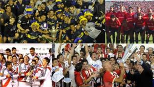 Llegando al final de este 2018 nos preguntamos: ¿cuánto tiempo lleva cada equipo de Primera División de Argentina sin festejar un título de liga? De la mano...