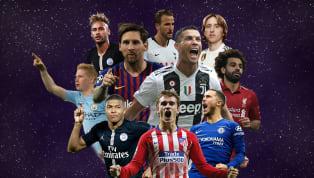 """2019'un ilk gününde, geçtiğimiz yılın en iyi futbolcularını sıralamaya çalıştık. Karşınızda """"2018'in En İyi Futbolcuları""""! (Bu yazıyı beğendiyseniz, bu ve..."""