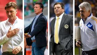 Con el arranque del Torneo Clausura 2019, los 18 técnicos de cada una de las escuadras se encuentran preparados para un nuevo certamen. Aquí repasamos quiénes...