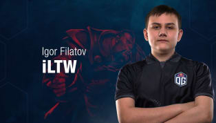 "​Igor ""iLTW"" Filatov joined OG as a stand-in for position one, the organization announced Friday. OG will play with iLTW in the WePlay! Dota 2 Winter Madness..."