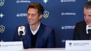 Los Angeles Galaxyse están armando para la temporada 2019 y ya tienen a su nuevo técnico, se trata del argentinoGuillermo Barros Schelotto, quien llega...