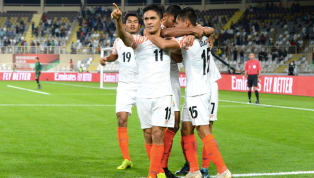 India got their 2019 AFC Asian Cup off to a great start by decimating Thailand 4-1 in their opening encounter at the Al Nahyan Stadium in Abu Dhabi.  Sunil...
