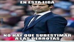 ElReal Madridcosechó una nueva derrota en LaLiga, esta vez en el Santiago Bernabéu y de la mano de una Real Sociedad que se adelantó a los tres minutos....
