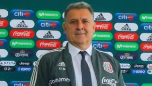 """Este lunes fue presentado,Gerardo """"Tata"""" Martino, como entrenador de la selección mexicana bajo un contrato por los próximos cuatro años, con posibilidades..."""