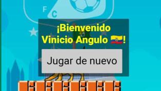 Leónaprovechó el día de Reyes para presentar a Vinicio Angulo como nuevo refuerzode cara alClausura 2019.El atacante ecuatoriano llega procedente de...