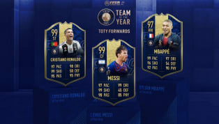 FIFA 19 Team of the Year cards have begun to be released, the most anticipated time of the year for FIFA fans. FIFA 19's stars earned some extremely rare but...