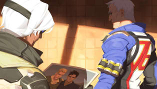 "Blizzard's first Overwatch short story ""Bastet"" confirmed the second LGBT hero in Overwatch is Soldier: 76 -- also known as the definition of an..."