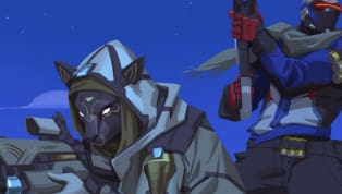 "​The ""Bastet"" short story from Blizzard was centered around Ana and gave Overwatch fans more information on what was going on with Ana and Soldier: 76,..."