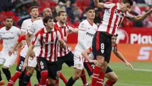  🦁 XI 🔴⚪🔴⚪🔴⚪#athlive pic.twitter.com/Bkgy4VOe1D — Athletic Club (@AthleticClub) 10 de enero de 2019  🚨 Estos son los once titulares y los siete futbolistas...