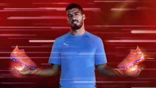 oots ​Puma has launched the 'Power Up' pack to be worn by Antoine Griezmann, Sergio Aguero, Luis Suarez, Romelu Lukaku and Marco Reus, designed to merge the...