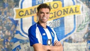 El flamante fichaje del Porto para el mercado de invierno, Pepe, ha platicado con los medios, tras su vuelta al Porto, club que le dio a conocer en Europa....