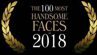 Como cada año, el crítico de cineTC Candler y The Independent Critics eligieron a las 100 caras masculinas más bonitas en el mundo en 2018. De entre 85000...