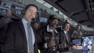 The Los Angeles Kings were hosting the ​Pittsburgh Penguins on Saturday and the Kings had a special guest doing some commentary work for the game. ​Snoop...