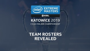 ESL revealed the rosters of all the teams competing in the IEM Katowice Major and Minors on Sunday​. The lineups for each of the 46 ​Counter-Strike: Global...
