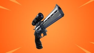 Scoped Revolver Fortnite will be the game's newest weaapon, bringing serious damage and long range accuracy to the game. Here's everything you need to know...