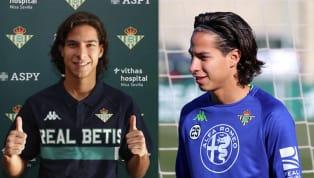 Diego Lainez aprobó el chequeo médico con elBetisy este lunes se sumó a los entrenamientos del primer equipo con lo que, oficialmente, comenzó su aventura...