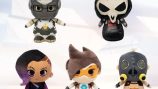 New Overwatch plush toys were revealed Tuesday by Funko. A few of the game's notable characters will be featured in the line. Coming Soon: Overwatch...