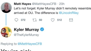 Kyler Murrayjust wrapped up one of the best seasons in college football history, yet the 21-year-old is still facing a ton of doubt after he announcedhis...