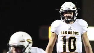 Georgia locked down a commitment from four-star quarterbackJohn Rhys Plumleein June, but it seems that the recruit may be having a change of heart....