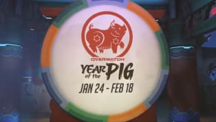 """Overwatch Lunar New Year will begin Jan. 24, Blizzard revealed Thursday.It will be titled the """"Year of the Pig"""" event. Squeal with joy! Overwatch Lunar New..."""