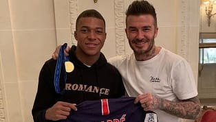 FormerEngland midfielder and footballing iconDavid Beckham returned to Paris on Friday morning and clicked himself sharing breakfast with none other than...