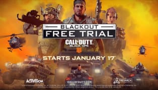 Blackout free weekend is underway asTreyarch studios launched a free trial for Blackout, the battle royale mode included in Call of Duty Black Ops 4. The...