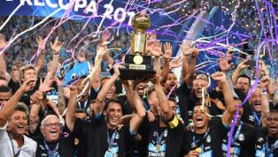 Repasamos las últimas cinco finales entre los campeones de la Copa Libertadores y la Copa Sudamericana. El Gremio campeón de la Libertadores 2017 se enfrentó...