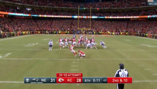 ​Yup, 60 minutes of action wasn't enough to determine the AFC's rep for the Super Bowl. This one is headed to overtime. With the Chiefs down 31-28 to the Pats...