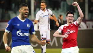 Diese Spieler aus den europäischen Top-Ligen haben am Wochenende besonders überzeugt. Mit dabei sind auch vier Profis aus der Bundesliga. Dortmunds Torwart...