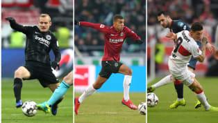 Das Transferkarussel hat sich im Winter innerhalb der Bundesliga mächtig gedreht. Nicolai Müller wechselte von Frankfurt zu Hannover, Alexander Esswein von...