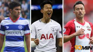 90min gửi tới bạn danh tính 6 ngôi sao châu Á đang nhận lương cao nhất thời điểm hiện tại, đó đều là những ngôi sao đang thi đấu tại châu Âu, là trụ cột của...