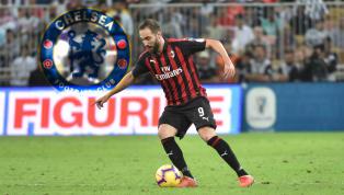 Im Stürmerkarussell ist mächtig Fahrt aufgekommen: Der Wechsel von Gonzalo Higuain zumFC Chelseaist perfekt. Der 31-jährige Angreifer hatte sich am...