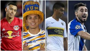 Queda poco más de una semana para que el mercado de invierno llegue a su final y varios futbolistas mexicanos y clubes de la Liga MX están a la espera de...