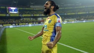 ​​Kerala Blasters' Indian defender Sandesh Jhingan will be staying on at the south-Indian club after numerous reports linked him with a move to ​ATK. Jhingan...