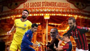 Viele Fachblätter und Zeitungen hatten es schon vorhergesagt. Nachdem jetzt offiziell vermeldet wurde, dass der FC Chelsea Gonzalo Higuain (31) vom AC...