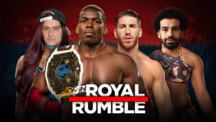 This Sunday night, WWE's Royal Rumble will set us up on the road to WrestleMania. At 90min, we (well, some of us), really like wrestling. So what better way...